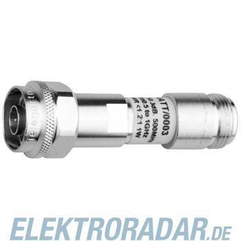 Telegärtner N-Dämpfungsglied 3dB(M-F) J01026A0006