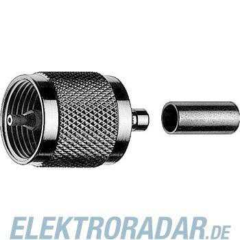 Telegärtner UHF-Kabelstecker cr/cr J01040A0000