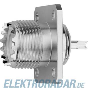 Telegärtner UHF-Flaunschbuchse löt J01041B0632
