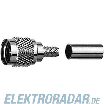 Telegärtner MiniUHF-Stecker cr/cr J01045F0000W