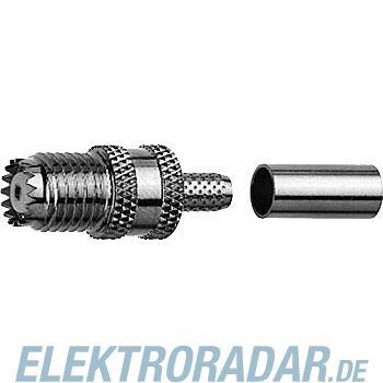 Telegärtner MiniUHF-Kabelbuchse cr/cr J01046F0001