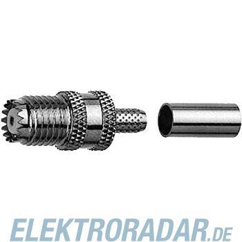 Telegärtner MiniUHF-Kabelbuchse cr/cr J01046F0001W