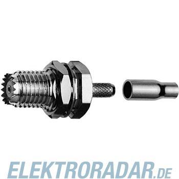 Telegärtner MiniUHF-Einbaubuchse cr/cr J01046F0003