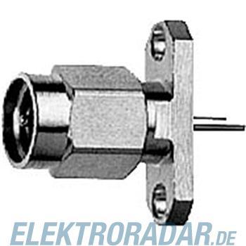 Telegärtner SMA-Flanschstecker 2-Loch J01150A0161