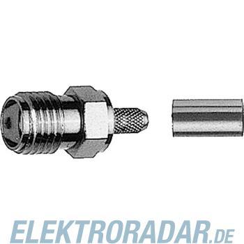 Telegärtner SMA-Kabelbuchse 50Ohm AU J01151A0051Z