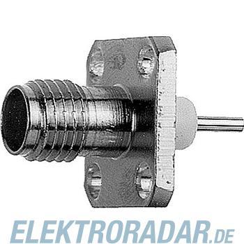 Telegärtner SMA-Einbaubuchse 50Ohm AU J01151A0621
