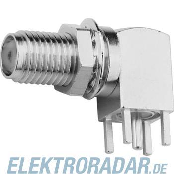 Telegärtner SMA-Winkeleinbaubuchse Au J01151A0821