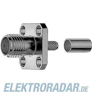 Telegärtner SMA-Einbaubuchse m.Flansch J01151A1011