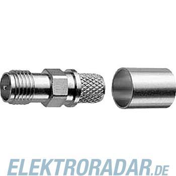 Telegärtner R-SMA-Buchse Reverse cr/cr J01151R0051