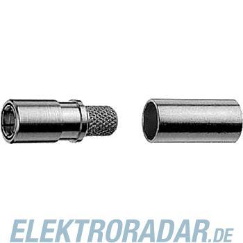Telegärtner SMB-Kabelbuchse cr/cr AU J01161A0391