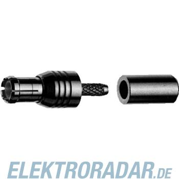 Telegärtner MCX-Kabelstecker cr/cr J01270A0151