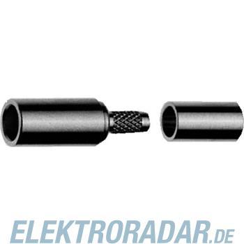 Telegärtner MCX-Kabelbuchse cr/cr AU J01271A0011