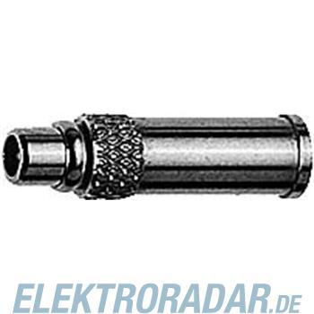Telegärtner MMCX-Kabelstecker cr/löt J01340A0031