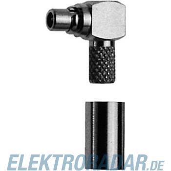 Telegärtner MMCX-Winkelstecker 50Ohm J01340A0071