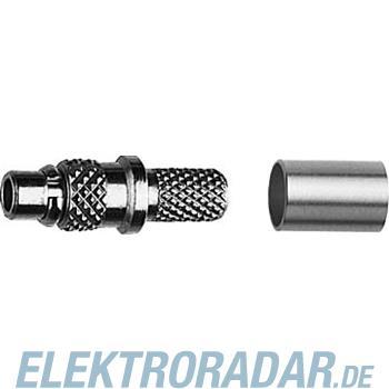 Telegärtner MMCX-Kabelstecker cr/cr J01340A0141