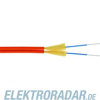 Telegärtner LWL-Duplexkabel POF L08110A0000