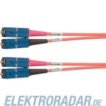 Telegärtner Patchkabel 50/125 OM3, 1m L00880C0015