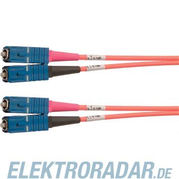 Telegärtner Patchkabel 50/125 OM3, 3m L00882C0000