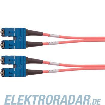 Telegärtner Patchkabel.62,5/125 OM2,3m L00882C0004