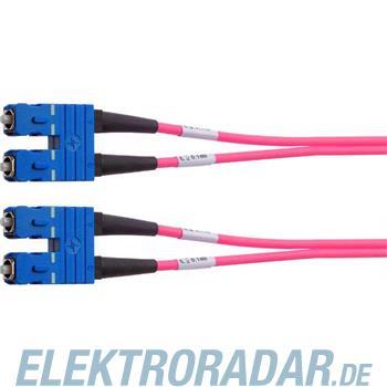 Telegärtner Patchkabel 50/125 OM3, 3m L00882C0015