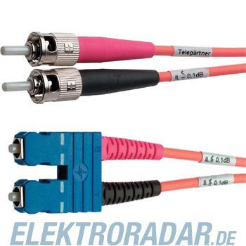 Telegärtner Duplexkabel SC/ST L00890C0019