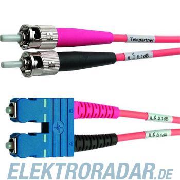 Telegärtner Duplexkabel SC/ST L00891C0071
