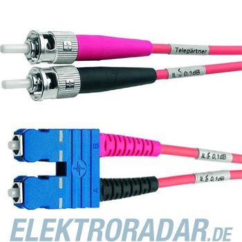 Telegärtner Duplexkabel SC/ST L00892C0001