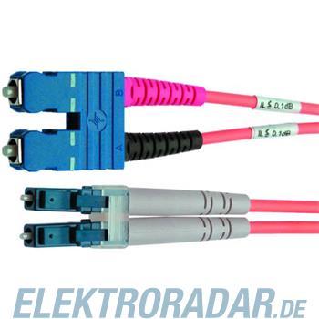 Telegärtner Patchkabel 50/125 OM2, 5m L00893C0040