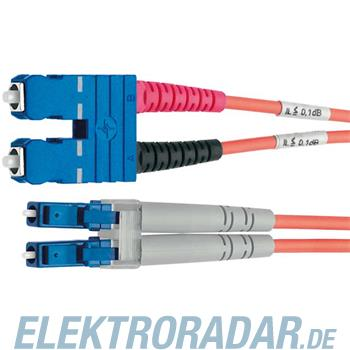 Telegärtner Patchkabel 50/125 OM3,10m L00895C0021