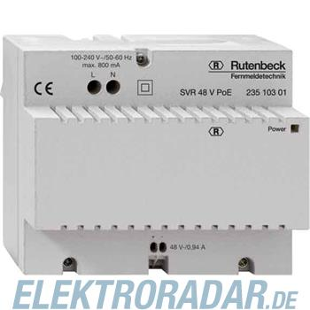 Rutenbeck PoE-Spannungsversorgung SVR 48 V PoE