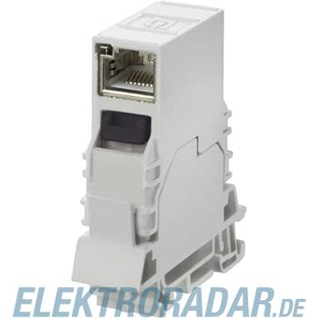 Weidmüller Tragschienen-Outlet IE-TO-RJ45-C