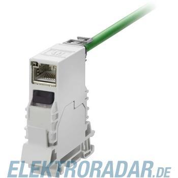 Weidmüller Tragschienen-Outlet IE-TO-RJ45-FJ-B