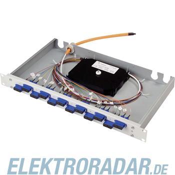 Telegärtner Rangiervert. BASIS eco 1HE H02030K9590