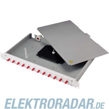 Telegärtner Rangiervert. BASIS eco 1HE H02030T9034