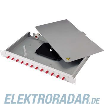 Telegärtner Rangiervert. BASIS eco 1HE H02030T9590