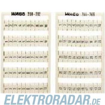 WAGO Kontakttechnik WSB-Bezeichnungssystem 209-782