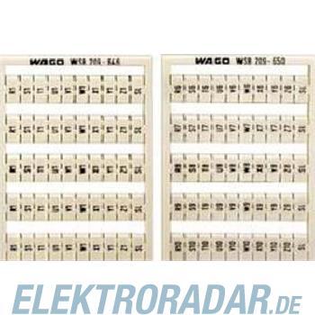 WAGO Kontakttechnik WSB-Bezeichnungssystem 209-693