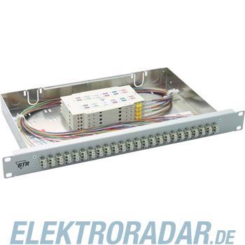 "BTR Netcom 19"" Spleißgehäuse 24LC-D OpDAT fix 24LC-D"