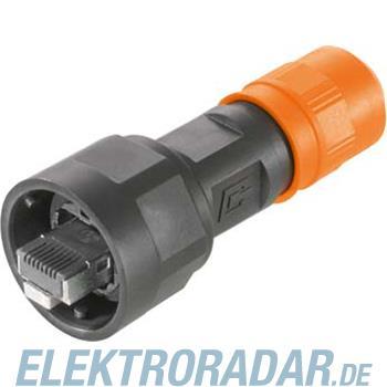 Weidmüller Steckverbinder RJ45 IE-PS-V01P-RJ45-FH