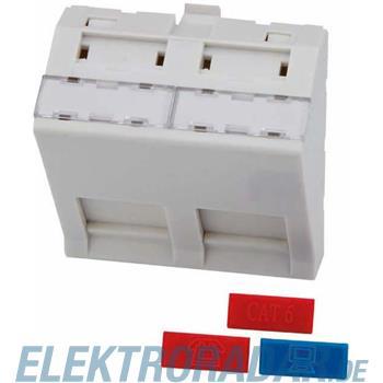 Telegärtner Zentralplatte französisch H02010C0063