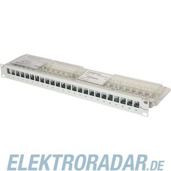 Telegärtner Modulträger 1HE sw T568B J02023A0038
