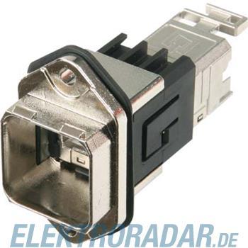 Telegärtner STX V14 RJ45 Norm-Flansch J80020A0011
