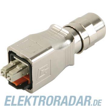 Telegärtner STX V14 LC-D Steckerset J88073A0014