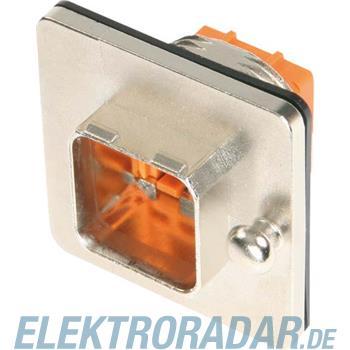 Telegärtner STXV14 RJ45 Zentr.-Flansch J88074A0008