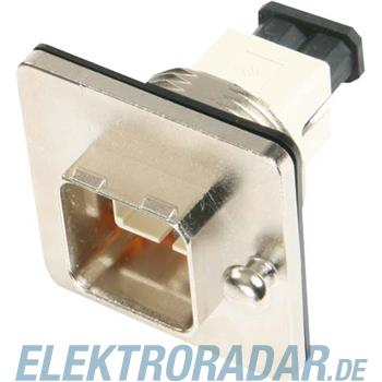 Telegärtner STXV14 RJ45 Zentr.-Flansch J88084A0008