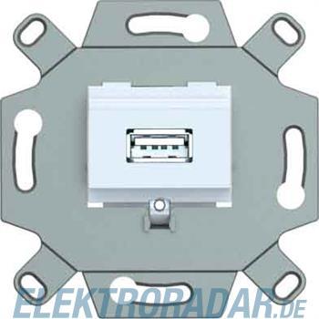 Rutenbeck USB-Anschlussdose KM-USB Up 0 rw