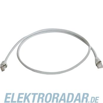 Telegärtner Patchkabel Cat7 0,25m gr L00000A0230