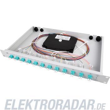 Telegärtner Spleißbox bestückt TNSB-Be-6LCD-E9-OS2