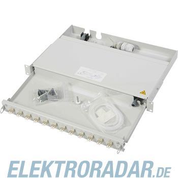 Telegärtner Spleißbox mit Kupplungen TNSB-PV-12SCD-OM2