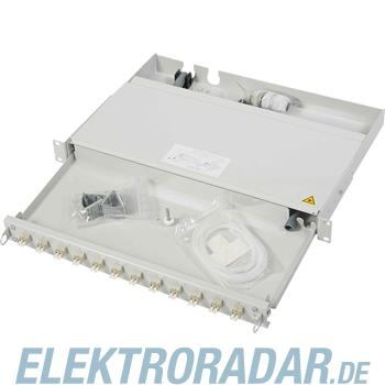 Telegärtner Spleißbox mit Kupplungen TNSB-PV-6LCD-OM2